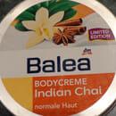 Balea Bodycreme Indian Chai (LE)