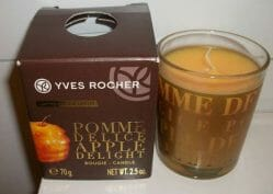 Produktbild zu Yves Rocher Duftkerze Pomme Délice (LE)
