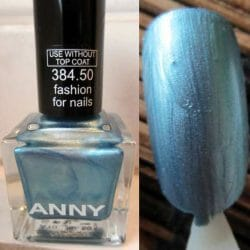 Produktbild zu ANNY Cosmetics Nagellack – Farbe: fashion for nails (LE)