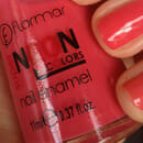 Flormar Super Neon Colors Nail Enamel, Farbe: N003