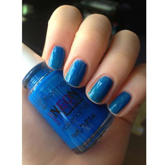 <strong>Flormar</strong> Super Neon Colors Nail Enamel - Farbe: N015