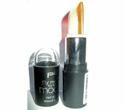 Produktbild zu p2 cosmetics fly me to the moon red planet mood lipstick – Farbe: 010 surprise (LE)