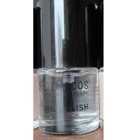 <strong>benecos</strong> Nail Polish - Farbe: Crystal