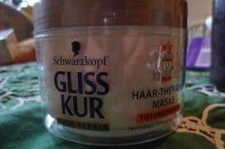 Produktbild zu Schwarzkopf GLISS KUR Hair Repair Haar-Therapie Maske