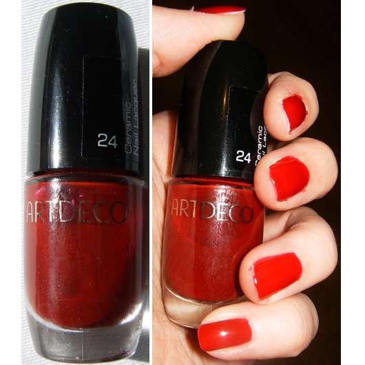 Artdeco Ceramic Nail Lacquer, Farbe: 24