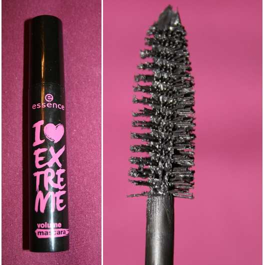essene I love extreme volume mascara