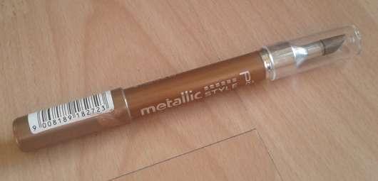p2 metallic style eye pencil, Farbe: 030 glamour instinct