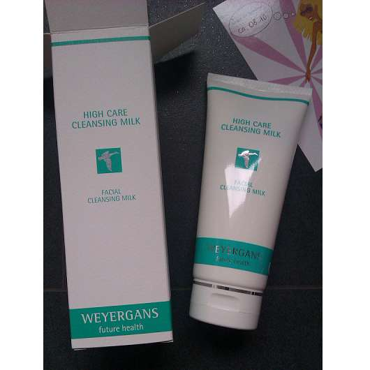 <strong>Weyergans</strong> High Care Cleansing Milk