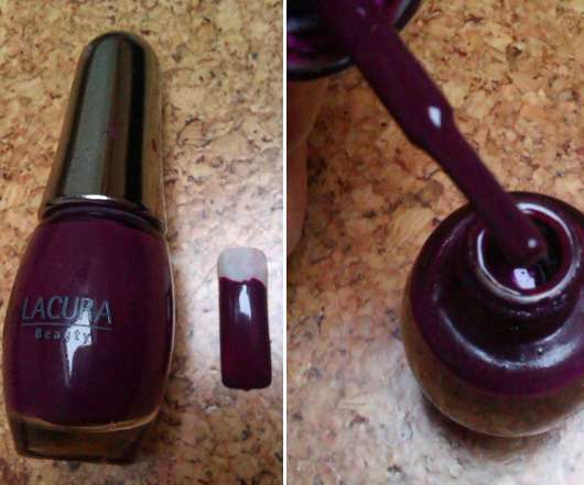 <strong>Lacura Beauty</strong> Nagellack - Farbe: 400