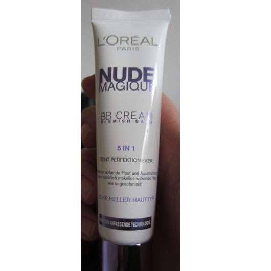 L'Oréal Paris Nude Magique Blemish Balm (sehr heller Hauttyp)