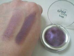 Produktbild zu p2 cosmetics metal eyes eye shadow – Farbe: 030 violet dragonfly