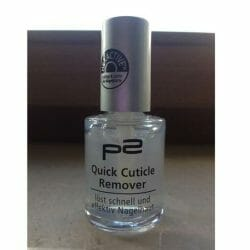Produktbild zu p2 cosmetics Quick Cuticle Remover