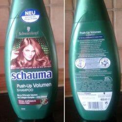 Produktbild zu Schwarzkopf Schauma Push-Up Volumen Shampoo