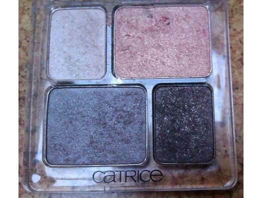 Catrice Absolute Eye Colour Quattro, Farbe: 040 Never Let Me Go