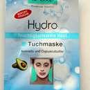 Rival de Loop Hydro Tuchmaske Avocado und Cupuacubutter