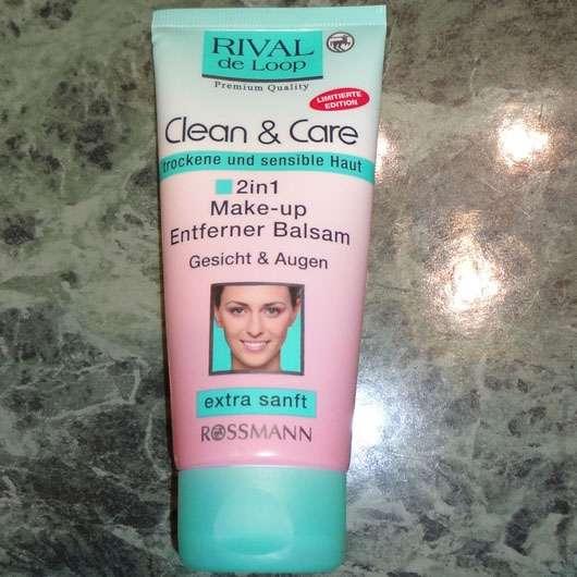 Rival de Loop Clean & Care 2in1 Make-up Entferner Balsam