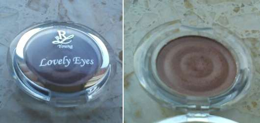 Rival de Loop Young Lovely Eyes Eyeshadow, Farbe: 16 Chocolate