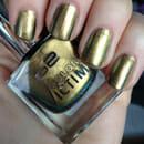 p2 color victim nail polish, Farbe: 860 ready to rock!