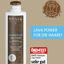 """SANTE Lava Power Shampoo erhält Urteil """"sehr gut"""" von ÖKO-TEST"""