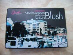 Produktbild zu Sleek MakeUP Blush – Farbe: 889 Santorini (Mediterranean Collection LE)
