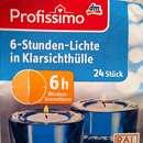 Profissimo 6-Stunden-Lichte in Klarsichthülle