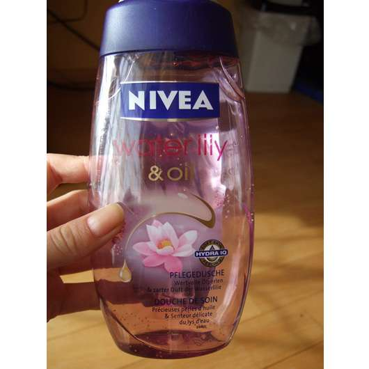 Nivea Water Lily & Oil Pflegedusche
