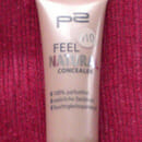 p2 feel natural concealer, Farbe: 010 natural beige