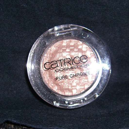 Catrice Pure Chrome Eyeshadow, Farbe: C04 Artfully Lustrous (spectaculART LE)