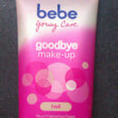 bebe Young Care goodbye make-up, Nuance: hell