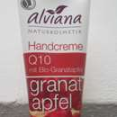 alviana Handcreme Q10 mit Bio-Granatapfel