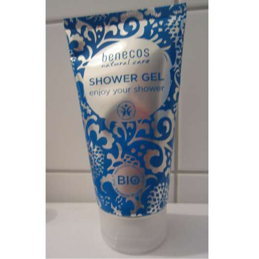 benecos Shower Gel Enjoy Your Shower