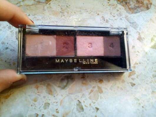 Maybelline Eyestudio Quattro Lidschatten, Farbe: 02 Vivid Plums