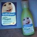 babylove Sanftes Pflegeöl