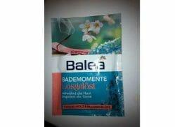 "Produktbild zu Balea Bademomente ""Losgelöst"" (Sandelholz & Mandelblüte)"