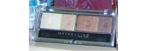 Maybelline Eyestudio Quattro Lidschatten, Farbe: 05 Glamour Browns