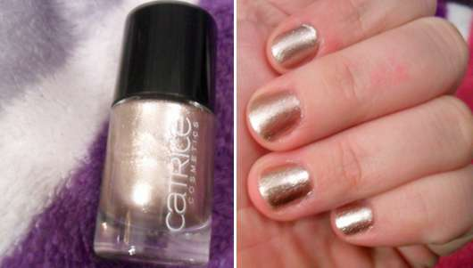 Catrice Ultimate NATURAL Nail Lacquer, Farbe: C03 Makes Me Smile (NEONaturals LE)