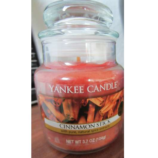 Yankee Candle Cinnamon Stick Housewarmer