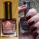 Maybelline New York Color Sensational Nail Lacquer, Farbe: 755 Juicy Cherry