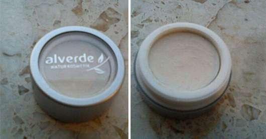 alverde Cream To Powder Concealer, Farbe: 30 Farblos