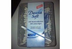 Produktbild zu Dauna Soft 300 Wattestäbchen