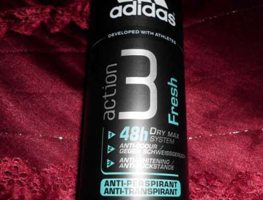 <strong>adidas</strong> action 3 Fresh 48h Anti-Transpirant