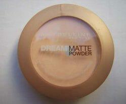 Produktbild zu Maybelline New York Dream Matte Powder – Farbe: 02 Rose Ivory