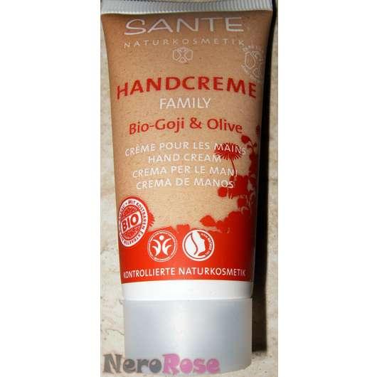 Sante Family Handcreme Bio-Goji & Olive