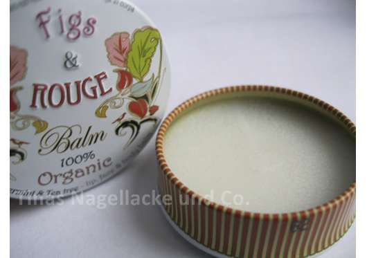 Figs & Rouge Balm 100% Organic Peppermint & Tea Tree