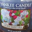 Yankee Candle Garden Sweet Pea Housewarmer