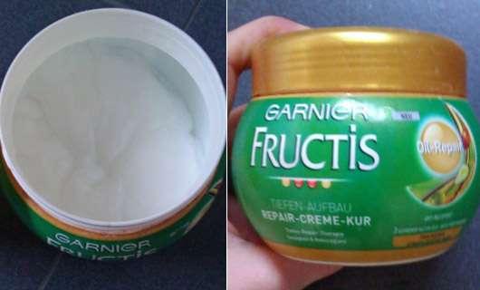 Garnier Fructis Tiefen-Aufbau Repair-Creme-Kur