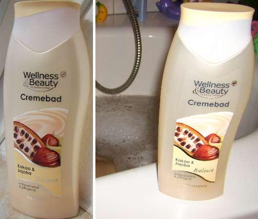 Wellness & Beauty Cremebad Kakao & Jojoba