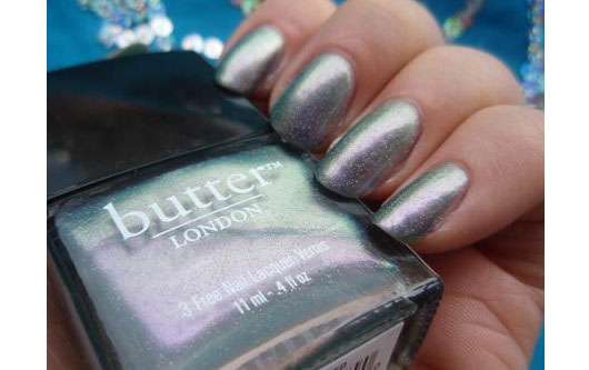butter LONDON 3 Free Nail Lacquer-Vernis, Farbe: Knackered