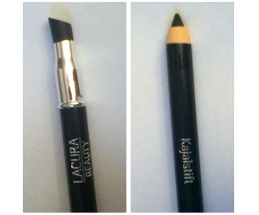 <strong>Lacura Beauty</strong> Kajalstift - Farbe: Black
