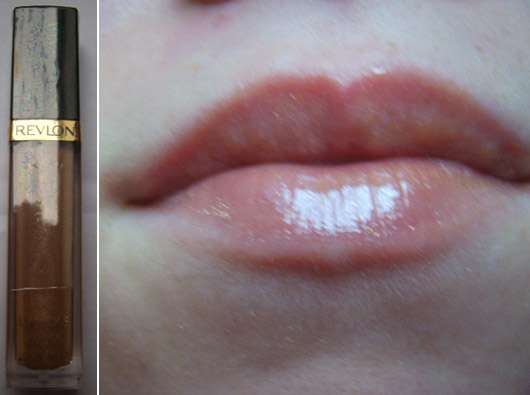 <strong>REVLON</strong> Super Lustrous Lip Gloss - Farbe: 08 Toast To Shine